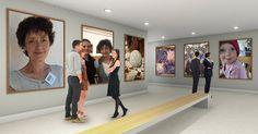 Hogy néz ki a múzeumi kiállításod?
