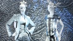 Visual Merchandising for Jades - Butterflies Spring / Summer 2013. Window dressing by Sayonara Visual Concepts / Domagoj Mršić