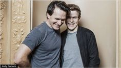 Potter and Son interview - Sam Clemmett and Jamie Parker