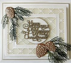 Hi crafters! Another couple of cards for you today, hopefully though you won't be needing them for inspiration at this late date! LOL .... 15/12/2017.