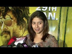 Bollywood Singer Sunidhi Chauhan at the screening of 'Saala Khadoos' movie, after watching she gave her reaction towards the movie. For more bollywood singer. Sunidhi Chauhan, Singers, Bollywood, Youtube, Movies, Fictional Characters, 2016 Movies, Cinema, Films