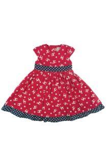 Twirly Bow Dress