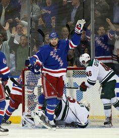 Rick Nash, New York Rangers