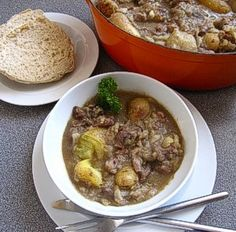 Ireland: Four Irish Stew Recipes (March 9, 2007) | European Cuisines