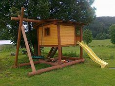 Zahradní domky pro děti. Nabízím výrobu zahradních