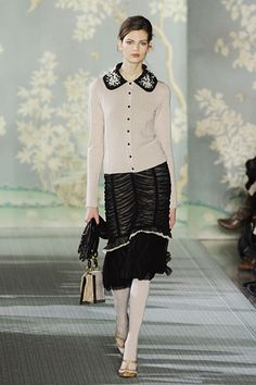 Basically obsessed with the entire Tory Burch NYFW 2012 RTW Fall collection.