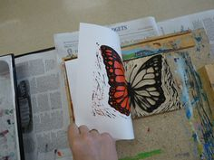 Art 1. Printmaking  Follow the link to a ridiculously organized art curriculum! So many cool ideas!! Dont forget to check out Art 2 and the other headers