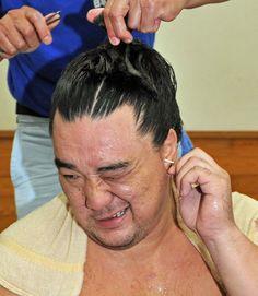 """日馬富士""""魔の3日目""""4場所連続に「何でか…」 #相撲"""