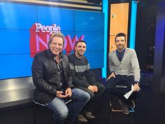 Up bright and early on @People Now! Who's excited to see @JakeVAnderson & @northwesternsig tonight? #DeadliestCatch