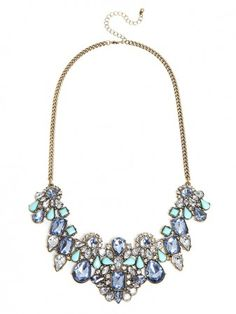 Marine Contessa Bib from baublebar.com, my new favorite website ever!