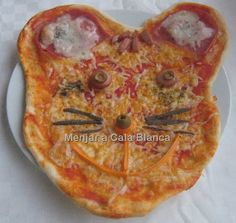 Pizzas infantiles Pizza for kids