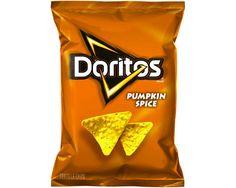 Pumpkin Spice Doritos... Pumpkin Spice Products That Don't Exist And Should Never Exist #hatcherorthodontics