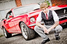 Senior Portraits with Cars | senior pictures medina senior portraits wadsworth senior pictures ...