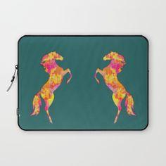 #laptop #laptopsleeve #horse #silhouette #animals