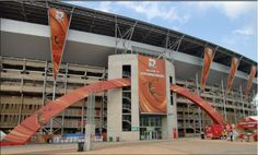 Stadium branding, South Africa  www.scafftech.co.za