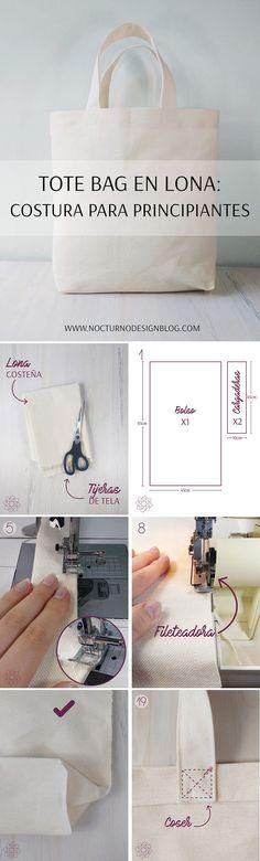 Proyecto de costura. Costura fácil.