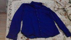 camisafeminina de mosseline R$ 70,00
