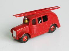 DINKY TOYS 1950s Vintage Streamlined Fire engine # 250 in VGC | eBay