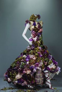 alexander mcqueen savage beauty lines - Google Search