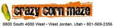 Crazy Corn Maze, West Jordan