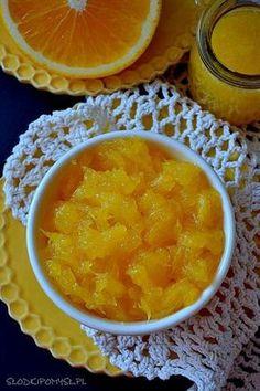 Frużelina pomarańczowa