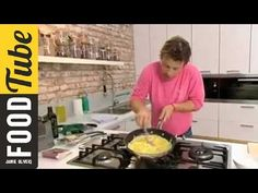 Scrambled eggs can be hard to get right so Jamie's done a little video to give you a helping hand. There's three variations on this simple dish - English, Fr...