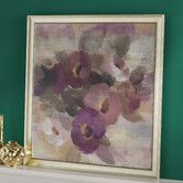 French Bouquet Framed Painting Print #birchlane