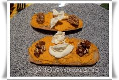 A appettizez different from usual? Easy and fast?  If you like pumpkin, try this!  http://www.svolazzi.it/2012/05/antipasto-di-zucca-pumpkin-appetizer.html