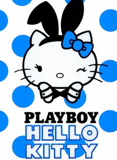 hello kitty x playboy 000 Hello Kitty x Playboy   Collaboration Collection | Curated by Colette