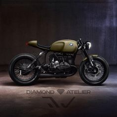 MARK II SERIES.  We're producing a 10-piece limited edition run of custom BMWs.  Pick your engine size (800 or 1000cc), pick your package (three stages) and pick your color. We're taking care of everything else.  Starting at €20.990,- including the donor bike.  More details: http://www.diamond-atelier.com/mark-2-series-details/