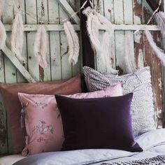 Bangalow in bloom pillowcase
