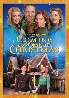 Checkout the movie 'Norman Rockwell's Coming Home for Christmas' on Christian Film Database: http://www.christianfilmdatabase.com/review/coming-home-christmas/