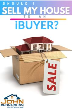 What is an iBuyer? Should I Sell My House to one? - When you agree to sell them your home, they will be wringing their hands with glee. Real Estate Articles, Real Estate Information, Real Estate Tips, Sell My House, Selling Your House, Phoenix Real Estate, We Buy Houses, Home Buying Process, Construction Process