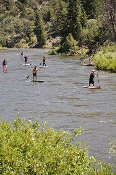 Statebridge SUP - Paddle Boarding in Colorado