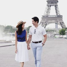 Up on the blog: musings on learning how to be a wife first... And some pretty awesome Paris photos by @journeyintolavillelumiere ❤️   www.classymusings.com or link in profile :) #ClassyMusings