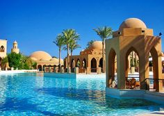 Hurghada makadi palac, dream, blue, pool, palaces, hurghada egypt, beauti, travel, place