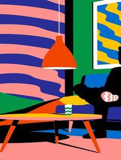 Karan Singh - La suite Illustration