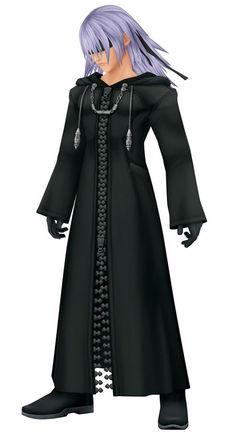 Kingdom Hearts - Riku