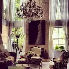 Interior Design ~ Living Room