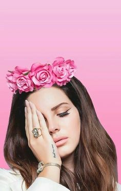 wallpaper, pink, lana, lanadelrey, background