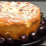 Rolls aux Cerises et Glaçage Crémeux au Citron