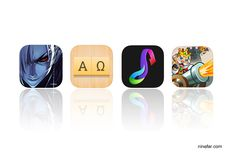Apps iOS Free 13-10-59 : Never Gone, Alpha Omega, Spinstrument..