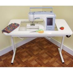 Gidget 2 Sewing Table....with custom acrylic to fit any machine for a level sewing surface...perfect for free motion quilting