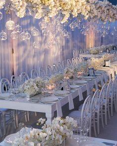 25 steal worthy wedding ideas from engage party plannin 20 fotos de decorao de casamento com flores e rosas decorao casamento junglespirit Choice Image