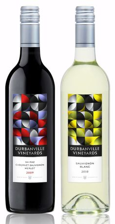 Durbanville Vineyards White Blend by Simon Frouws wine / vinho / vino mxm Wine Label Design, Bottle Design, Cabernet Sauvignon, South African Wine, Wine Bottle Labels, Cheap Wine, Beverage Packaging, Wine And Spirits, Wine Drinks