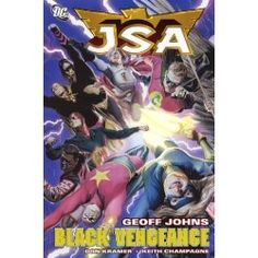 JSA: Black Vengeance (9781401209667) by Johns, Geoff
