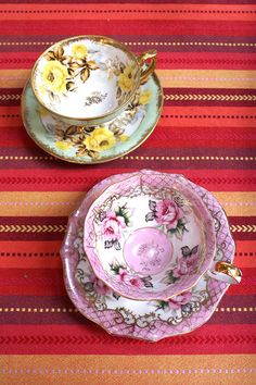 Tea Cups by SoWa Sundays, via Flickr