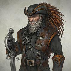 Older pirate