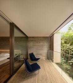 Galería de Casa Jungle / Studiomk27 - Marcio Kogan + Samanta Cafardo - 12