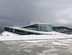 DLW Linoleum Referenzen - Neue Oper in Oslo - Armstrong